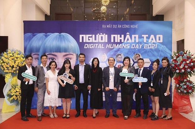 Lanzan primer proyecto de humano artificial con dominio en idioma vietnamita hinh anh 1