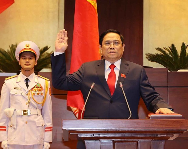 Radio Nacional de Argentina destaca nuevo contingente de dirigentes de Vietnam hinh anh 1