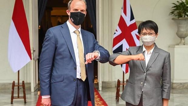 Reino Unido busca fomentar cooperacion con paises del Sudeste Asiatico hinh anh 1