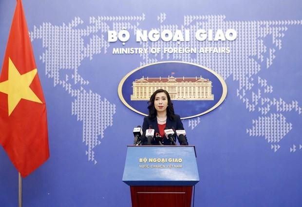 Vietnam reitera la politica exterior de independencia y autodeterminacion hinh anh 1