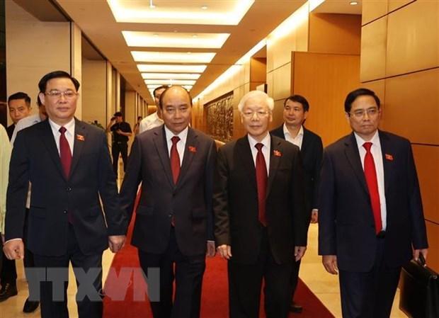 Nueva dirigencia de Vietnam sera capaz de superar todos los retos, segun experto ruso hinh anh 1