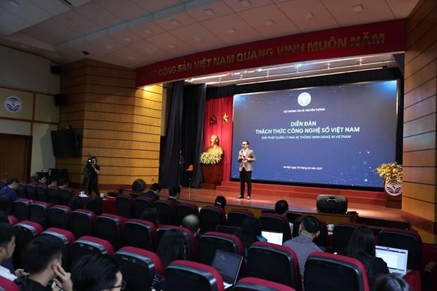 Vietnam busca soluciones a problemas sociales mediante tecnologia digital hinh anh 1