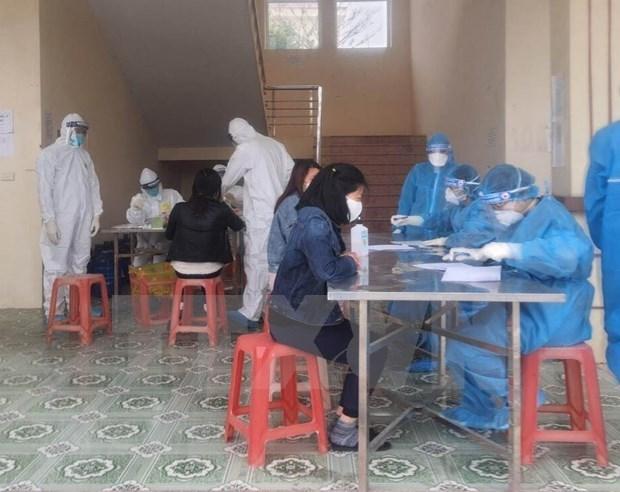 Vietnam registra nueve casos importados del COVID-19 hinh anh 1
