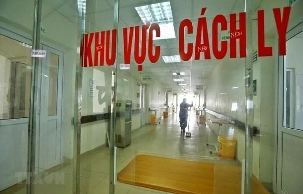 Cierra Vietnam jornada dominical con un nuevo caso importado de COVID-19 hinh anh 1