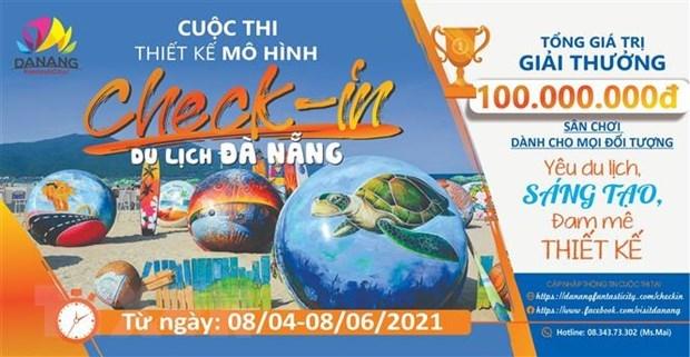 Lanzan concurso para promover el turismo en ciudad vietnamita de Da Nang hinh anh 1