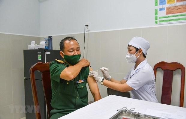 Amanece Vietnam sin nuevo caso de COVID-19 hinh anh 1