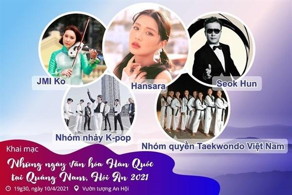 Inauguran programa sobre cultura del Corea del Sur en casco patrimonial vietnamita hinh anh 1