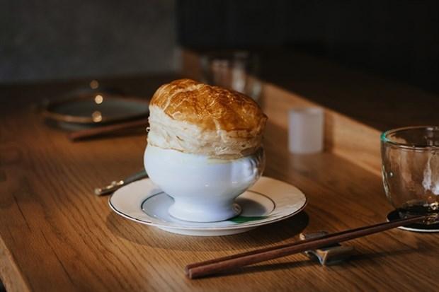 Restaurante vietnamita nombrado entre los mejores de Asia hinh anh 1