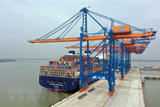 Sistema portuario de Vietnam cuenta con ocho nuevas terminales hinh anh 1