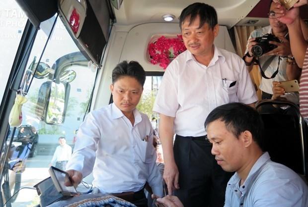 Urgen a propietarios de vehiculos en Vietnam a instalar camaras de vigilancia hinh anh 1