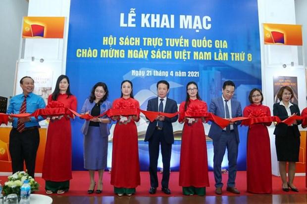 Celebraran el Dia del Libro de Vietnam hinh anh 2