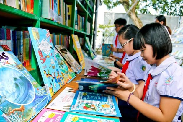 Celebraran el Dia del Libro de Vietnam hinh anh 3