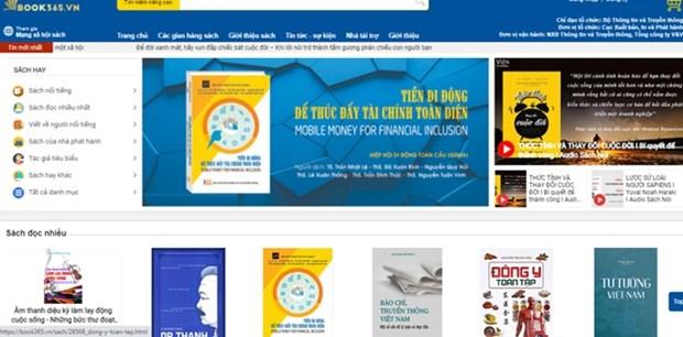 Celebraran el Dia del Libro de Vietnam hinh anh 1