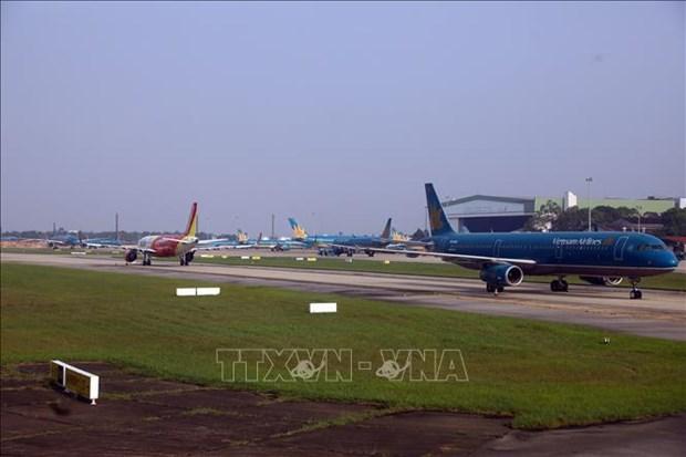 Anuncian procedimientos para concesion de licencias de vuelos privados en Vietnam hinh anh 1