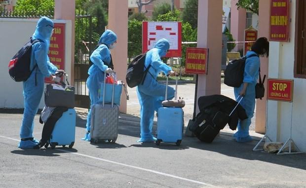 Vietnam sin registrar nuevos contagios del COVID-19 hinh anh 1