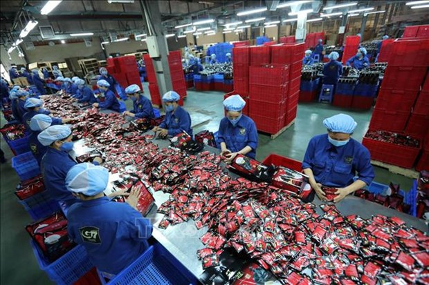 Resalta Oxford Economics papel de Vietnam en cadenas de suministro global hinh anh 1