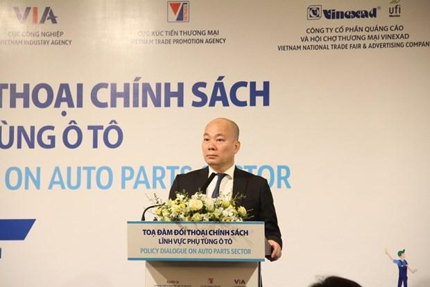 Empresas sudcoreanas interesadas en invertir en sector automotriz de Vietnam hinh anh 1