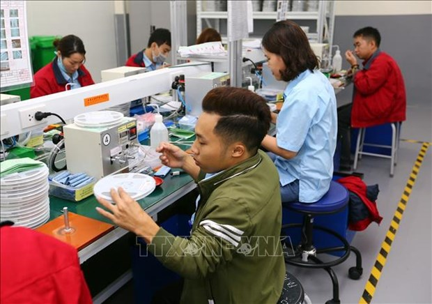 Promueven en Vietnam participacion politica de personas con discapacidad hinh anh 1