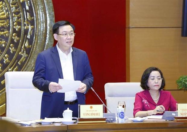 Apresuran preparativos de elecciones generales en Vietnam hinh anh 1