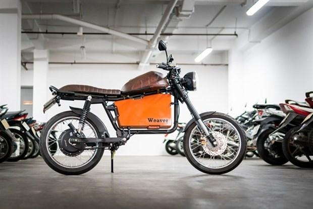 Empresa vietnamita de motocicletas electricas obtiene financiacion extranjera hinh anh 1