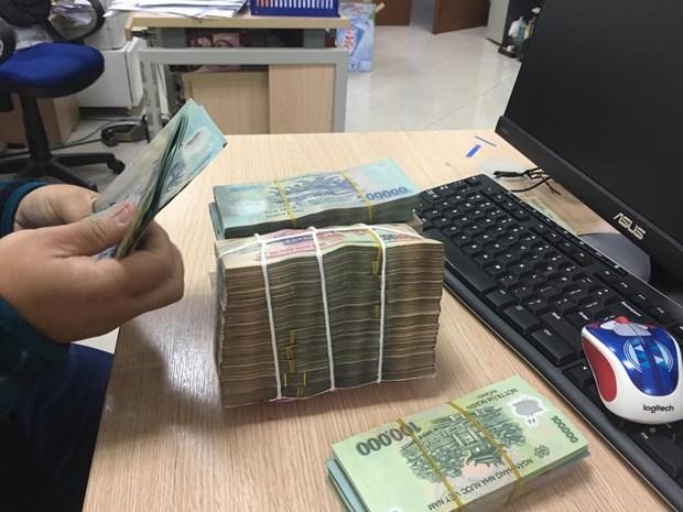 Vietnam registra crecimiento crediticio en primer trimestre hinh anh 1