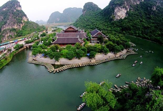 Inauguraran manana el Ano Nacional del Turismo de Vietnam en provincia de Ninh Binh hinh anh 1