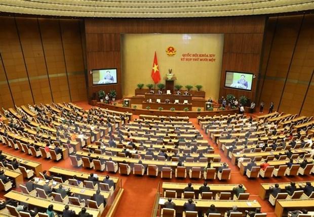 Votantes vietnamitas confian en avances e innovacion del nuevo gobierno hinh anh 1