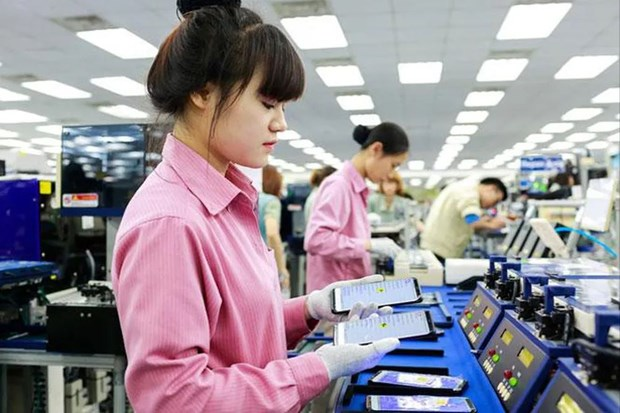 Invierten en Vietnam 56 paises y territorios en los primeros tres meses de 2021 hinh anh 1