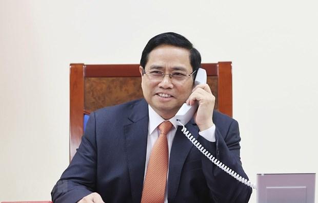 Ratifican Singapur y Vietnam esfuerzos por enriquecer lazos binacionales hinh anh 1