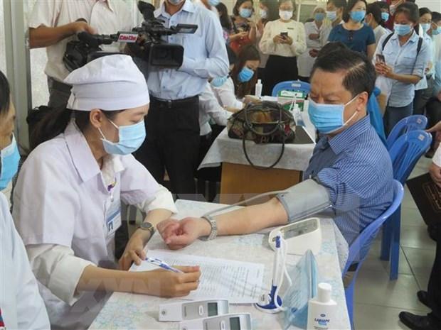 Amanece Vietnam sin nuevos casos de COVID-19 hinh anh 1
