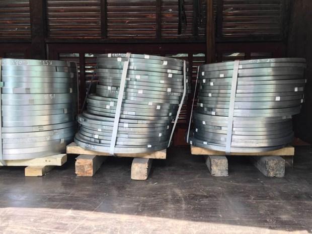 Aplaza Australia conclusion de investigacion antidumping contra cintas de acero de Vietnam hinh anh 1