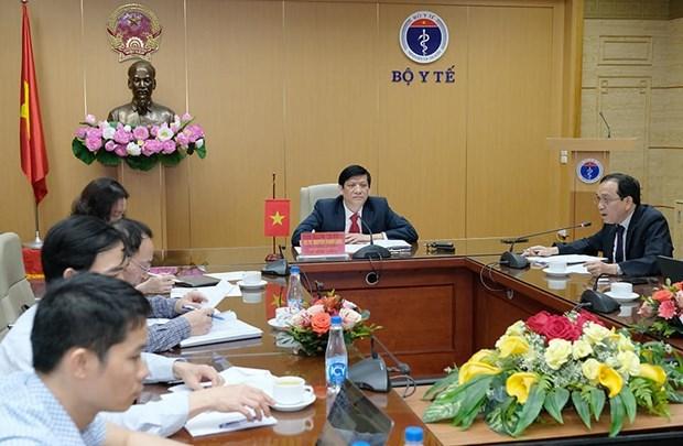Vietnam dispuesto a apoyar a Camboya en enfrentamiento al COVID-19 hinh anh 1