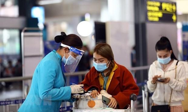 Aerolineas en Vietnam rechazaran transporte de pasajeros sin declaracion medica hinh anh 1