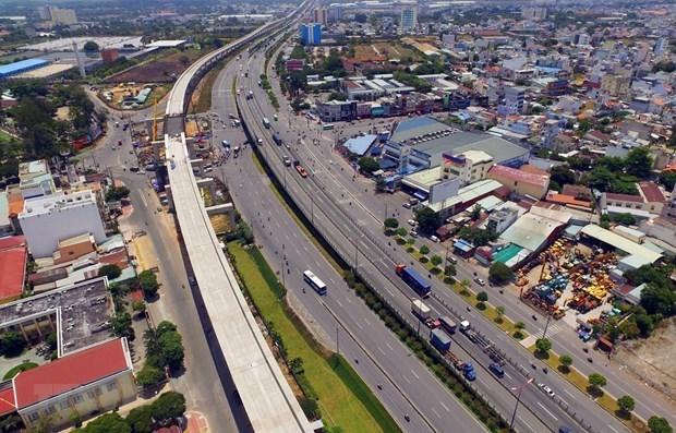 Ciudad Ho Chi Minh destina fondo millonario para proyectos de trafico y medioambiente hinh anh 1