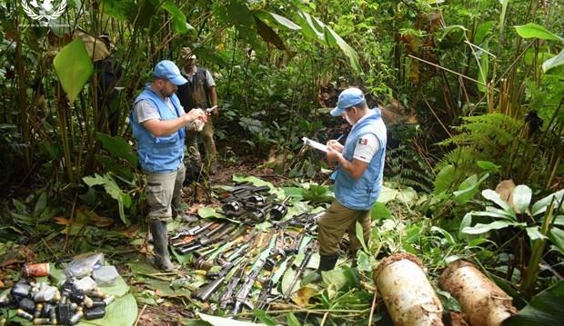Vietnam destaca avance en proceso de paz en Colombia hinh anh 1