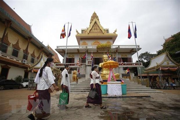 Vietnam ofrece donacion a Camboya para hacer frente al COVID-19 hinh anh 1