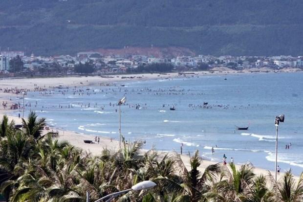Playa vietnamita de My Khe figura entre las mas hermosas del mundo hinh anh 1