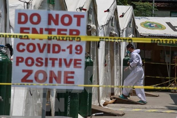 Continuan aumentando casos del COVID-19 en paises del Sudeste Asiatico hinh anh 1