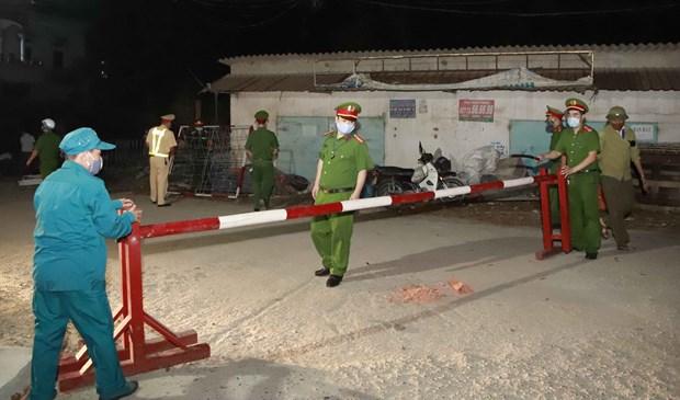 COVID-19: Provincia vietnamita aumenta tareas de supervision a extranjeros residentes ilegales hinh anh 1