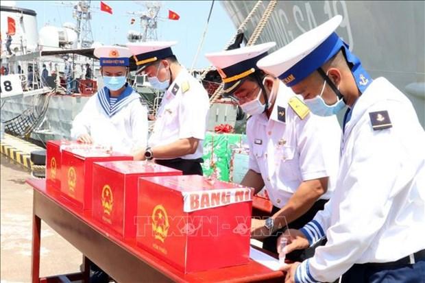 Implementan elecciones anticipadas en 12 localidades de Vietnam hinh anh 1