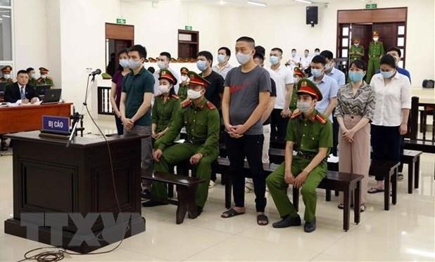 Comienza en Hanoi juicio de primera instancia en caso de empresa Nhat Cuong hinh anh 1