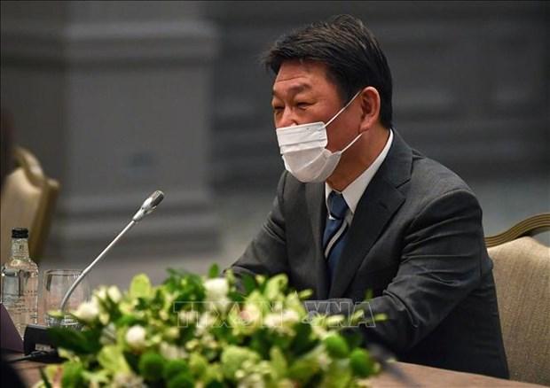 Preocupados Japon y Francia por acciones de China en Mar del Este hinh anh 1