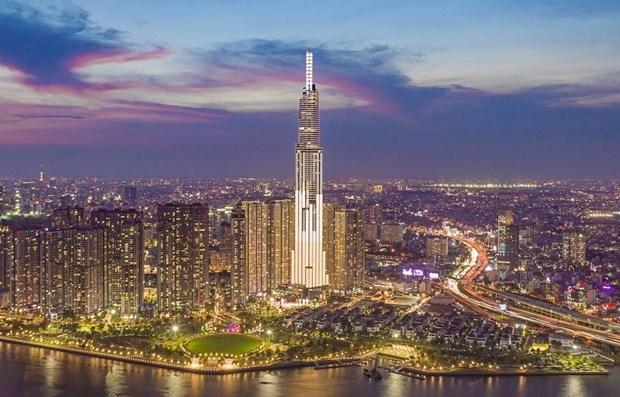 Aspira Ciudad Ho Chi Minh a convertirse en una urbe inteligente hinh anh 1