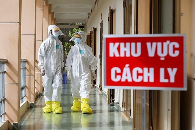 Gobierno de Vietnam respalda a connacionales en costo de cuarentena hinh anh 1