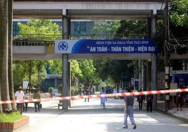 Confirma Vietnam 56 casos locales de COVID-19 hinh anh 1
