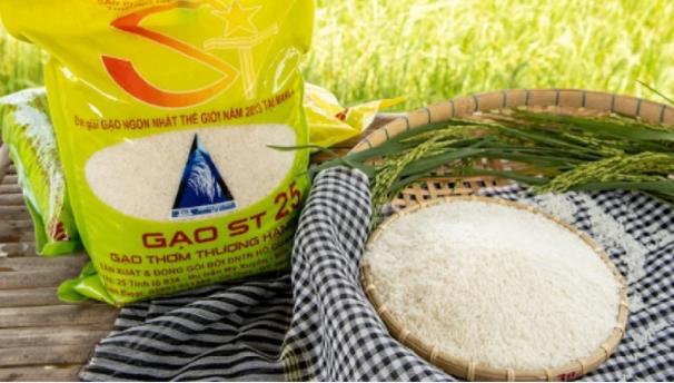 Buscan proteger marca de arroz vietnamita en mercado mundial hinh anh 1