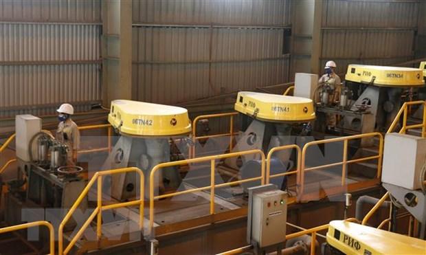 Exportaciones de industria de procesamiento registran alto crecimiento de enero a abril hinh anh 1