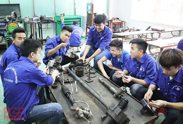 Provincia vietnamita de Bac Giang mejora calidad de recursos humanos hinh anh 1