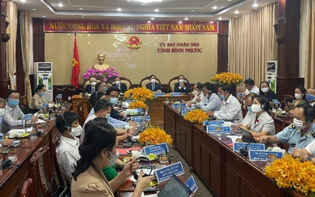 Provincia vietnamita de Binh Phuoc aspira a atraer inversiones de EE.UU. hinh anh 1