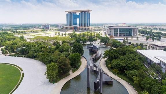 Provincia vietnamita de Binh Duong por promover el desarrollo local y mejorar su competitividad hinh anh 1